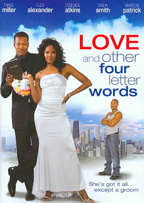 LOVE & OTHER 4 LETTER WORDS BY MILLER,TANGI (DVD)