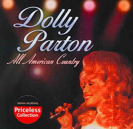 ALL AMERICAN COUNTRY BY PARTON,DOLLY (CD)