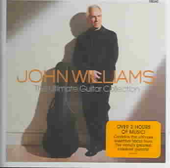 ULTIMATE GUITAR COLLECTION BY WILLIAMS,JOHN (CD)