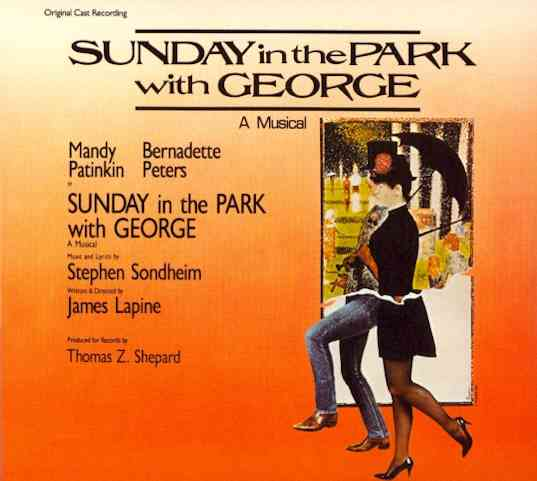 SUNDAY IN THE PARK WITH GEORGE (OCR) (CD)